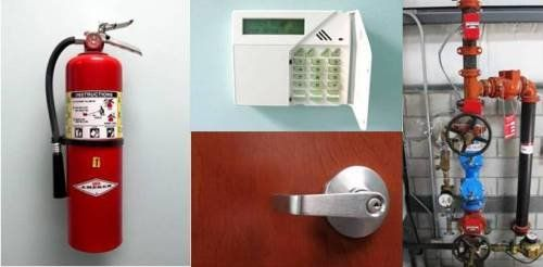 Security And Fire Protection